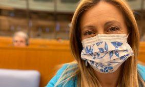 Meloni a Draghi: «Sul Recovery Plan il Parlamento è stato ignorato e deriso»