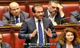 COVID:GEMMATO, VACCINO ITALIANO FERMO DA MESI. SPERANZA CONTINUA A FARE DANNI