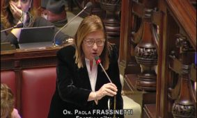 Frassinetti: dl Scuola voto contrario di FdI