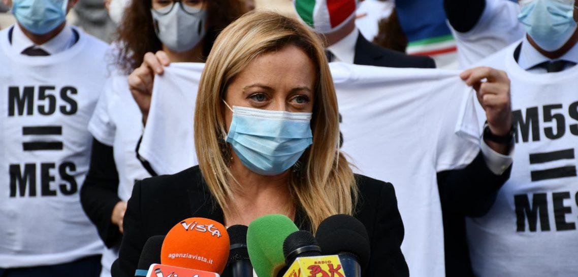GOVERNO, GIORGIA MELONI INVIA AL PRESIDENTE INCARICATO DRAGHI LE PROPOSTE DI FDI SULLE GRANDI PRIORITÀ DELL
